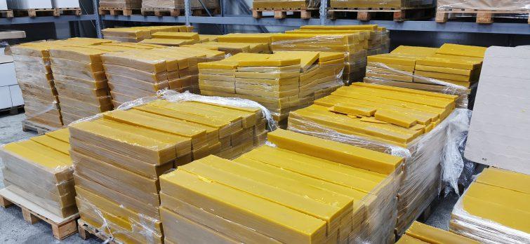 Ekomed vosak skladište