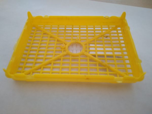 Blokator matice četvrtasti PVC