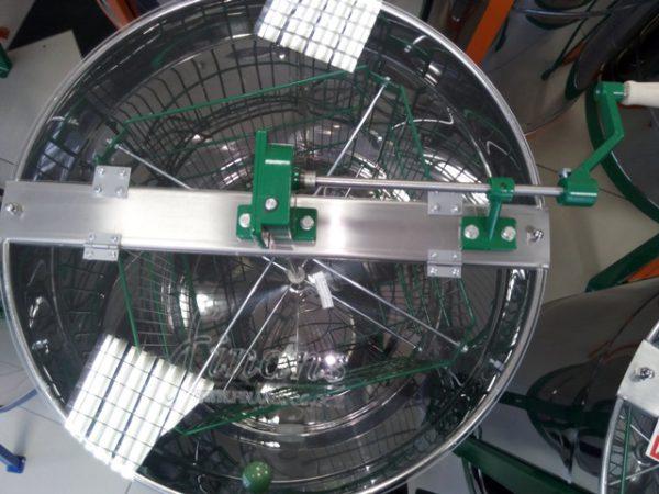 Centrifuga 4 rama DB Cr pleksiglas