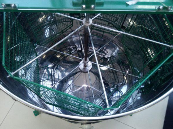 Centrifuga 6 rama LR pleksiglas , električna