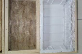 Hranilica kombinovana sa PVC koritom