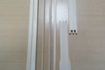 Okvir LR za armirano saće rinfuza